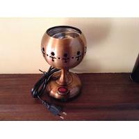 Encensoir électrique couleur bronze