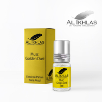 "Al Ikhlas ""musc golden dust"""