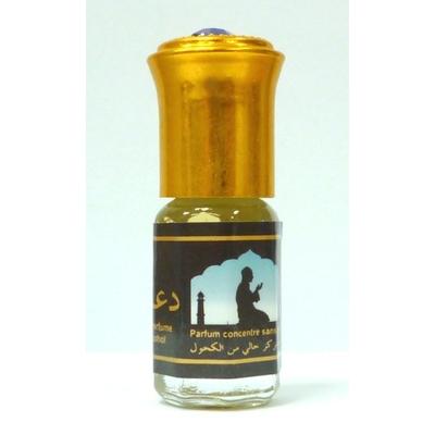 parfum musc d'or dua