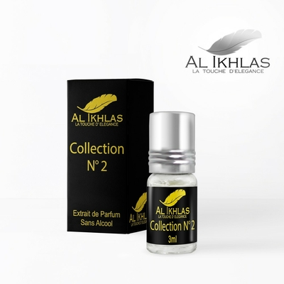 Al ikhlas musc collection N°2