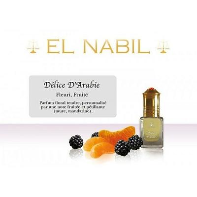 Parfum délice d'arabie
