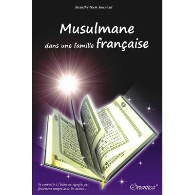 Livre Musulmane dans une famille française