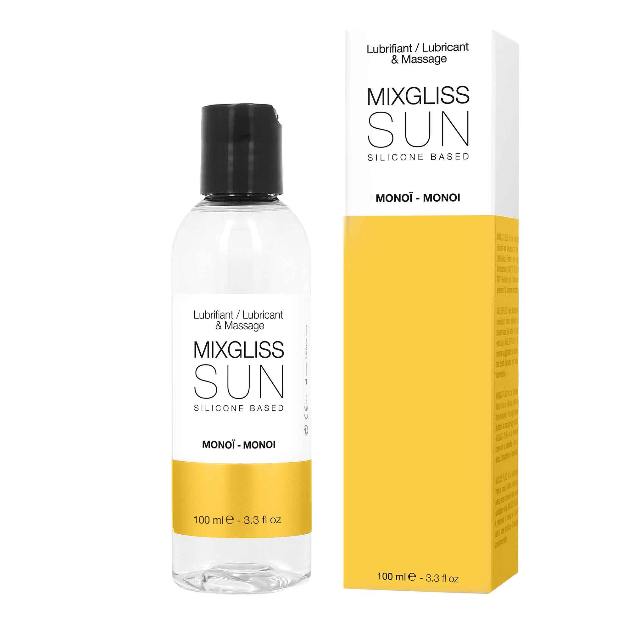 Lubrifiant/Massage Sun Monoï 50ml - MIXGLISS