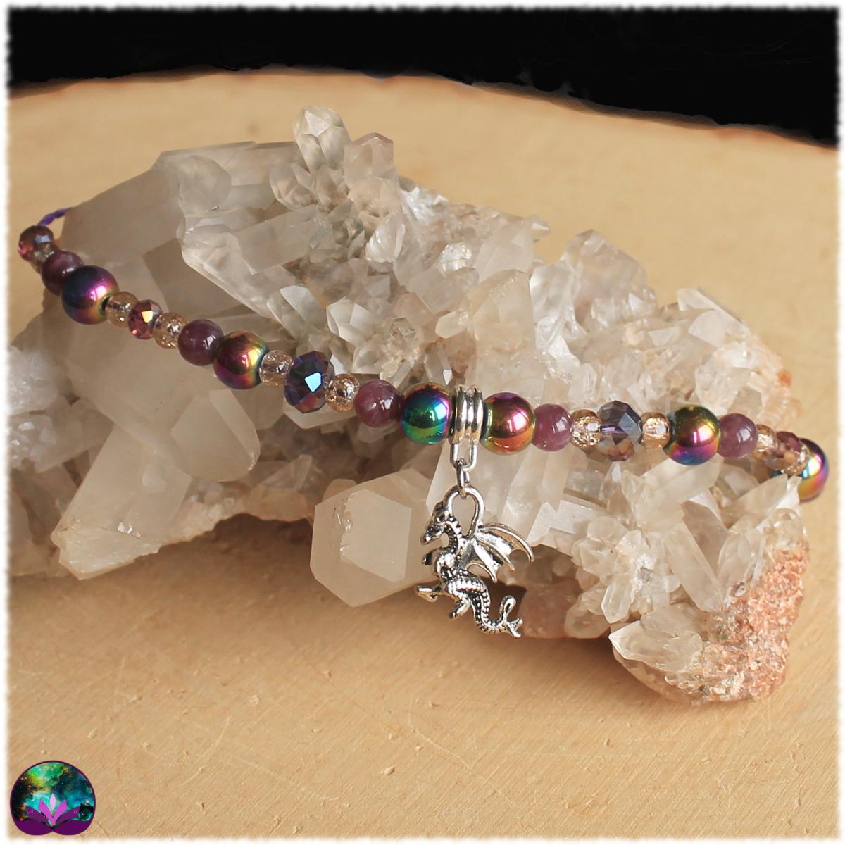 Bracelet Magie Draconique