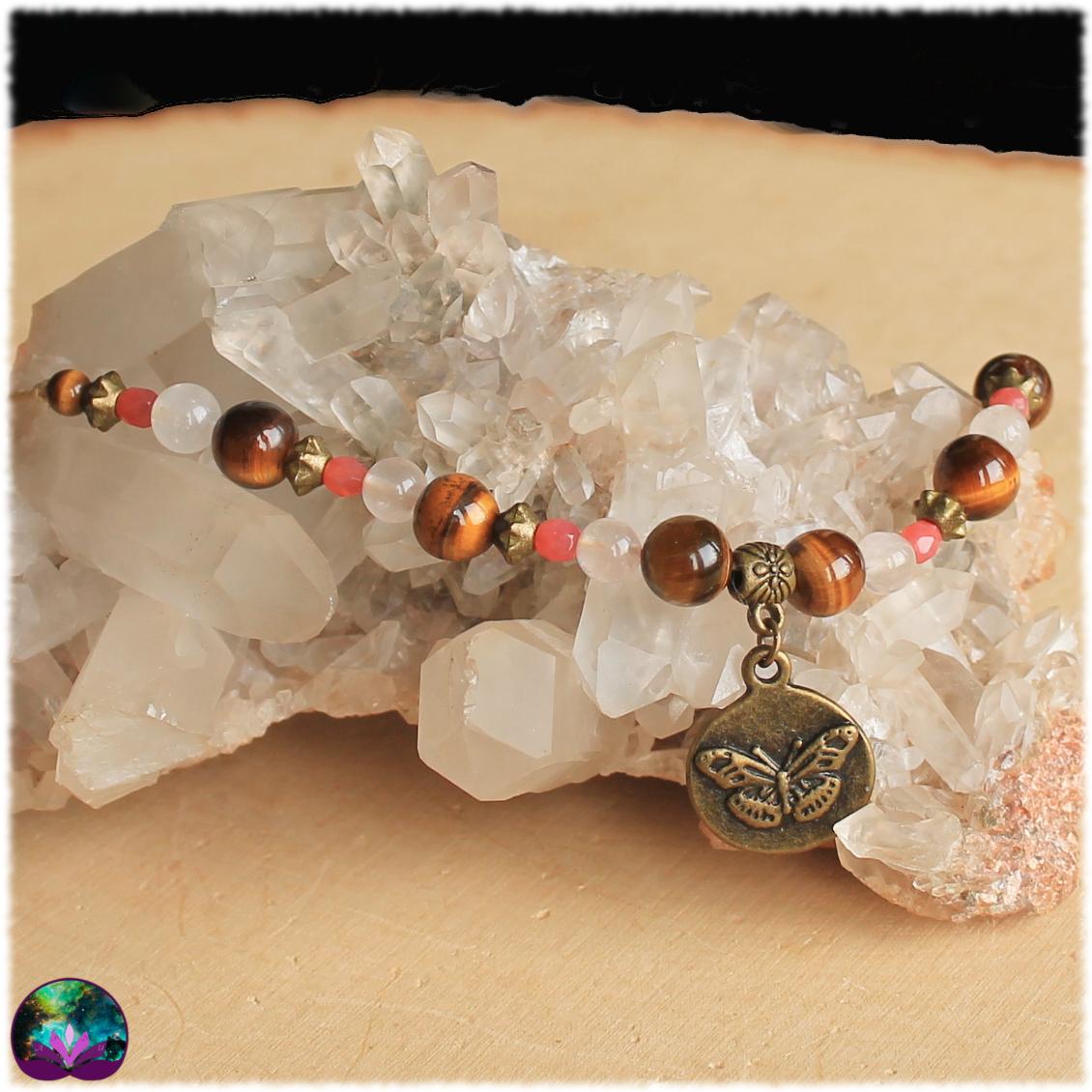 bracelet la résilience du papillon 2