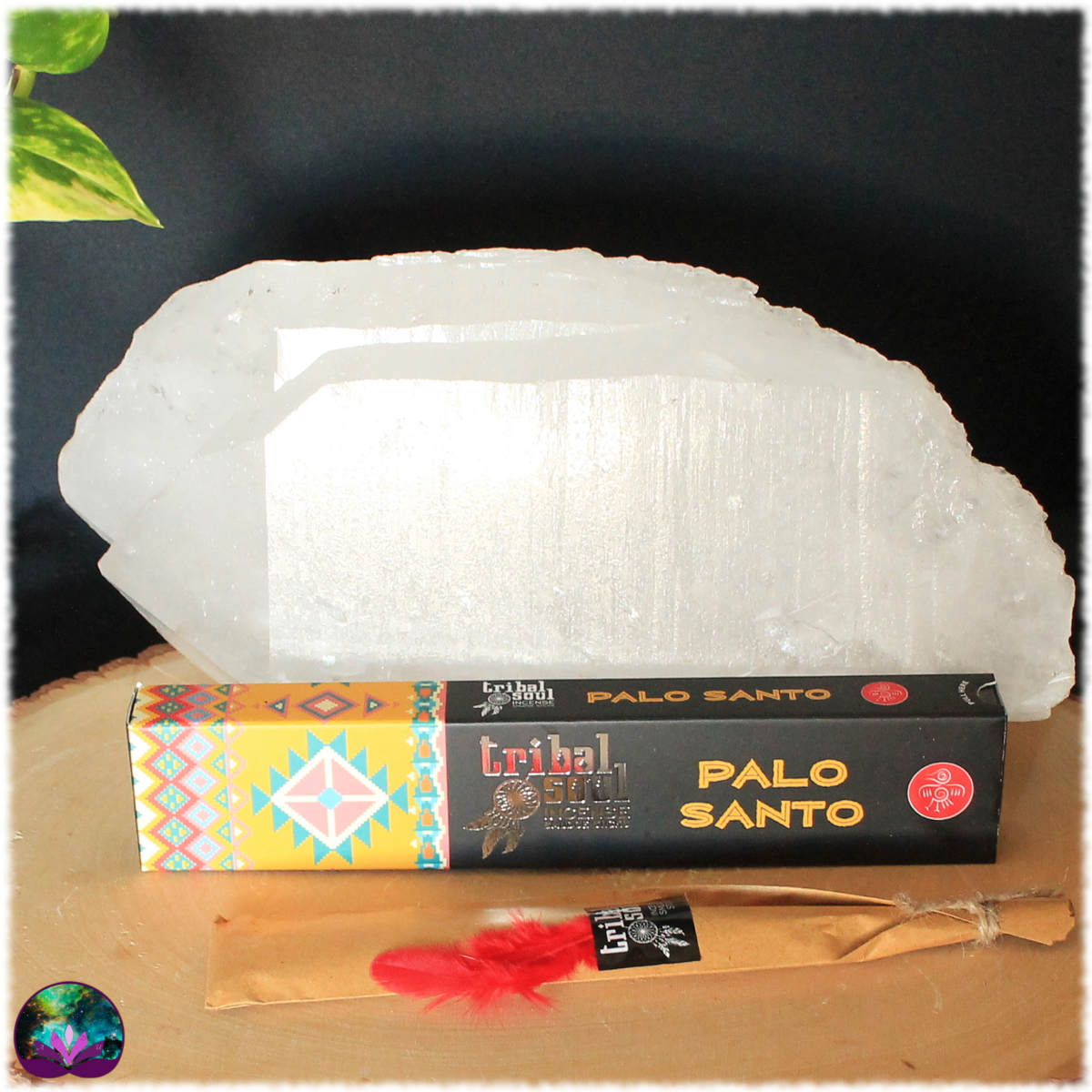 Encens bâton Palo Santo 15 gr de Tribal Soul