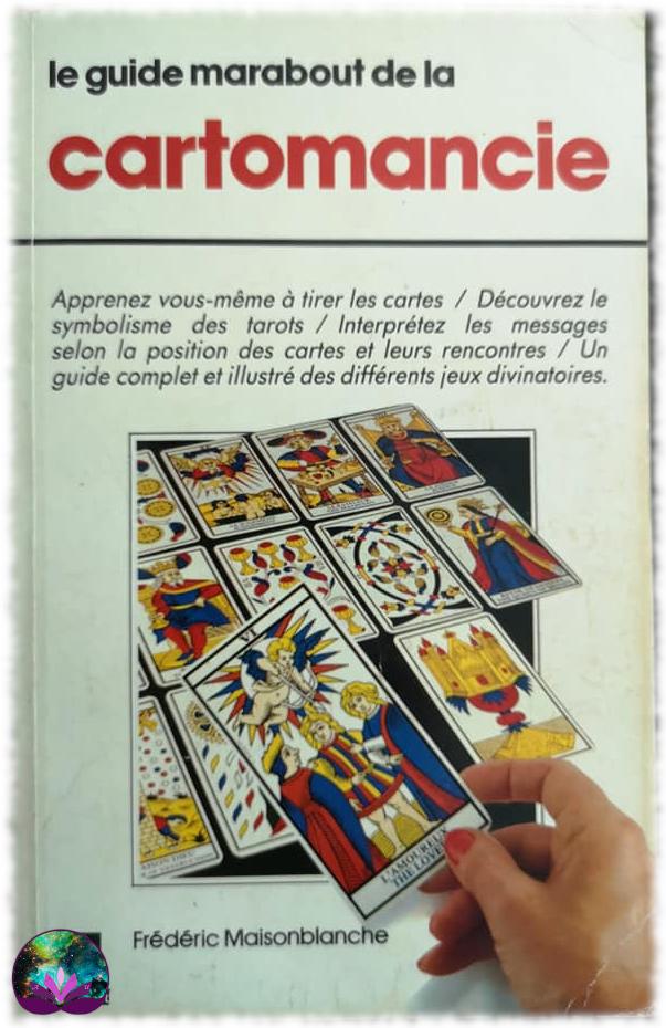 Le guide Marabout de la Cartomancie, F. Maisonblanche
