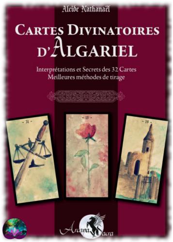 Cartes divinatoires d\'Algariel, le livre