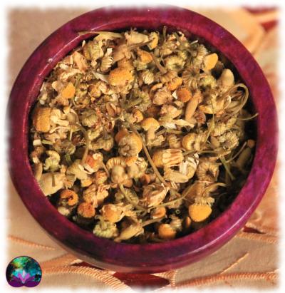Pureté florale : Camomille