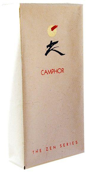 Encens Zen - Camphre 10 cônes