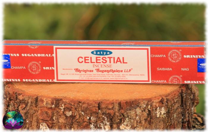 Encens Indien Satya Celestial 15 gr