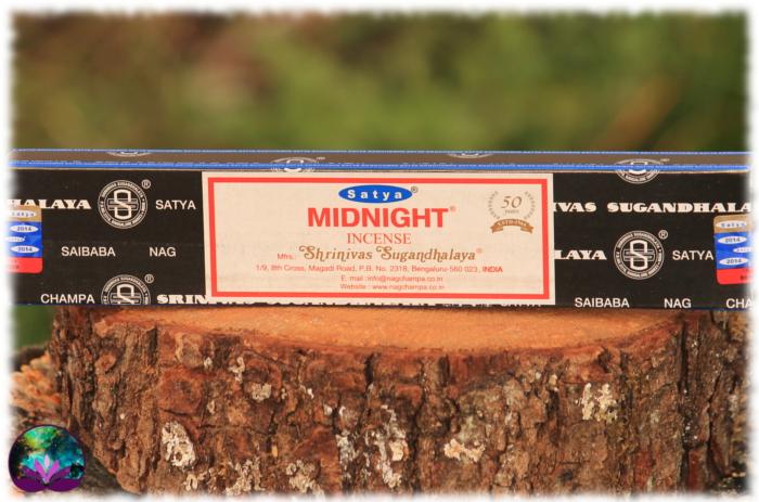 Encens indien Satya Midnight 15 gr