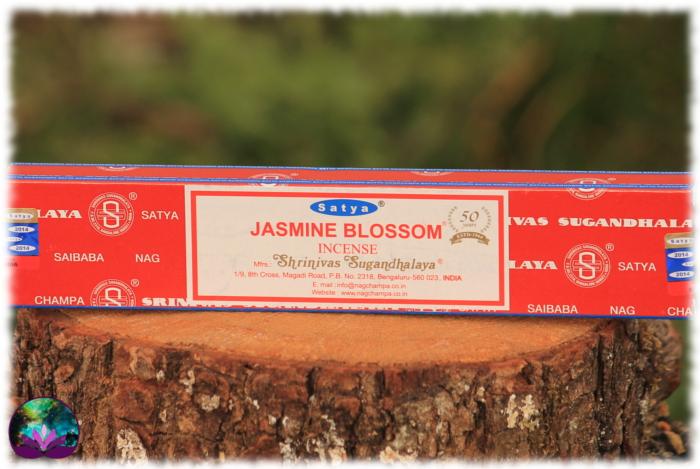 Encens Indien Satya Jasmin Blossom 15 gr