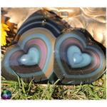 OMDC3A04 double coeur obsidienne oeil céleste