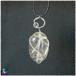 pendentif quartz rutile sertir argent 925 2