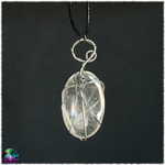 pendentif quartz rutile sertir argent 925 3