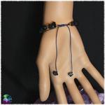 bracelet nuit étoilée du corbeau 4