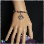Bracelet féérie de printemps 2