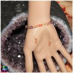 Bracelet corne dabondance pendouille 3