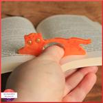 lot ma librairie en ballade chats oranges bleu gris vert 1-6