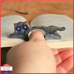 lot ma librairie en ballade chats bleu gris marron 2-5