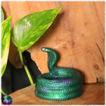 Support serpent cobra multiusage couleur vert 3