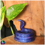 Support serpent cobra multiusage couleur violet 3