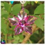 attrape-lumière fleur chakra corronnal sahasrara 2
