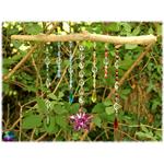 attrape-lumière fleur chakra corronnal sahasrara