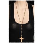 collier chapelet renaissance croix 2