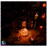 lampe à sel vasque 8