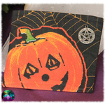 pochettes cartes halloween