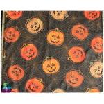 tapis de carte citrouille halloween 2
