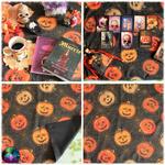 tapis de carte citrouille halloween 5