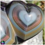 OMDC3A04 double coeur obsidienne oeil céleste 3