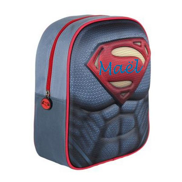 sac-a-dos-enfant-3d-superman-3406