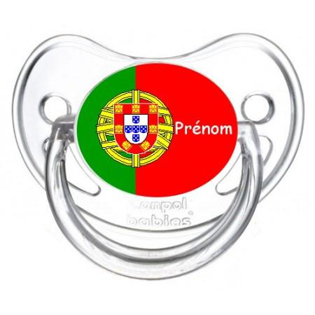 sucette Portugal et prénom