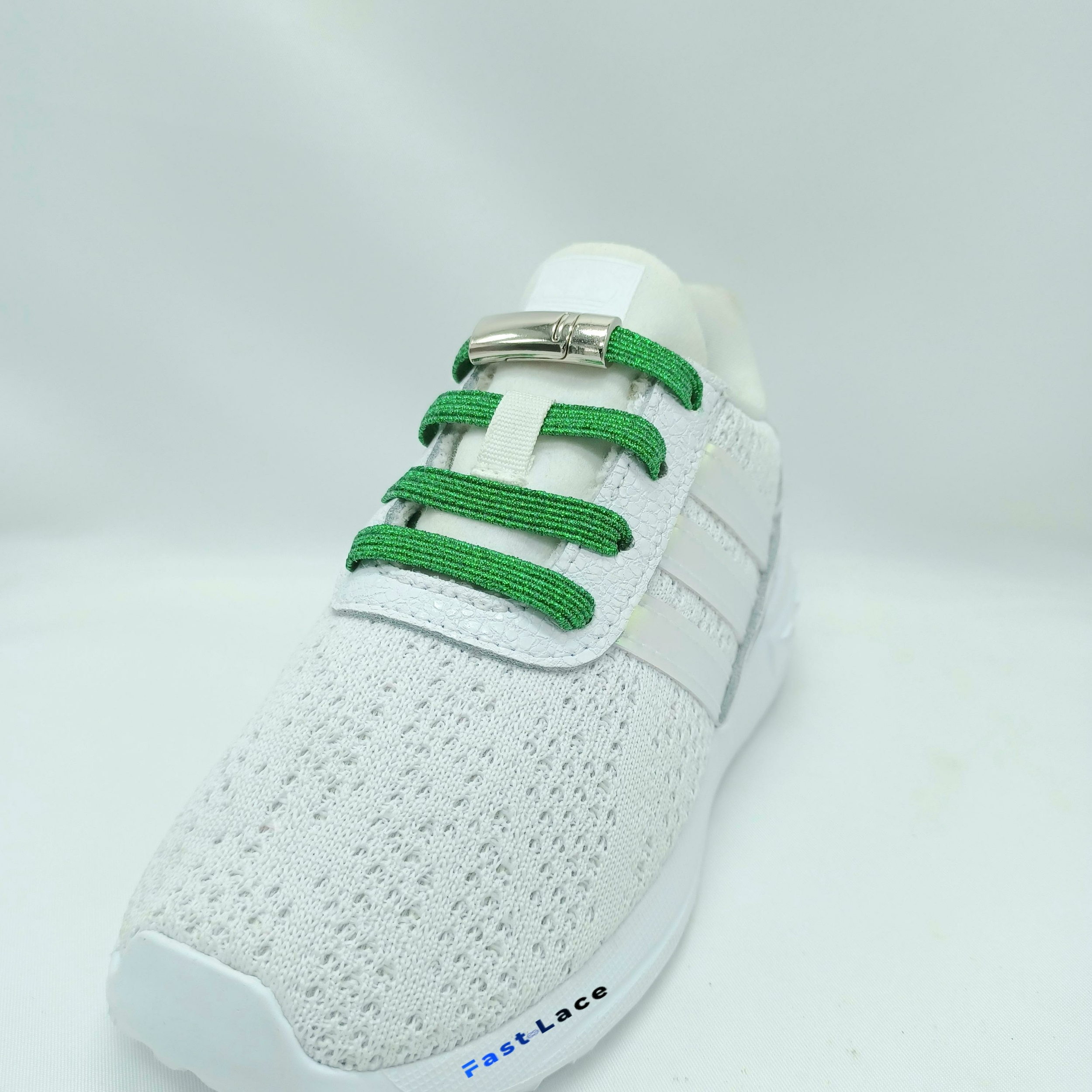 Les lacets magnetiques Fast-Lace fun vert