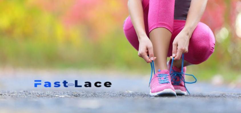 fast lace jogueuse les lacets magnetiques