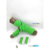Les lacets magnétiques Fast-Lace collection assortie vert