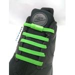 les lacet magnétique Fast-Lace collection assortie bande vert