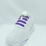 Les lacets magnetiques Fast-Lace point violet