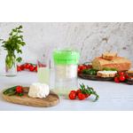 Kefirko Cheese Maker 848 ml Green cheese & whey