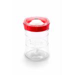 Red 848 ml Veggie Fermenter Kefirko