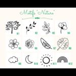 Motifs Nature