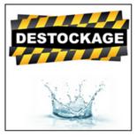 Fins de série, anciennes collections, stocks résiduels... Profitez des bonnes affaires du rayon déstockage !