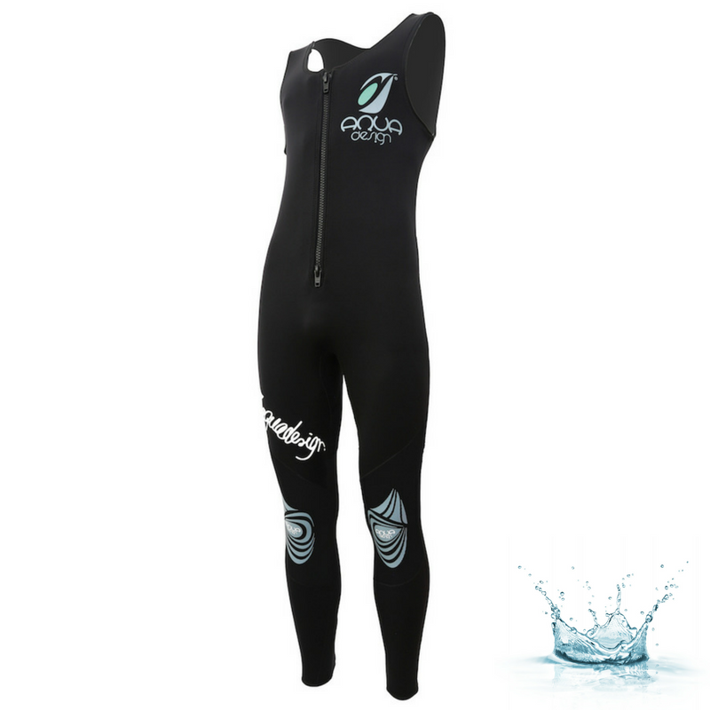 LONG JOHN NEOPRENE AQUADESIGN MOBY 4.0 MM