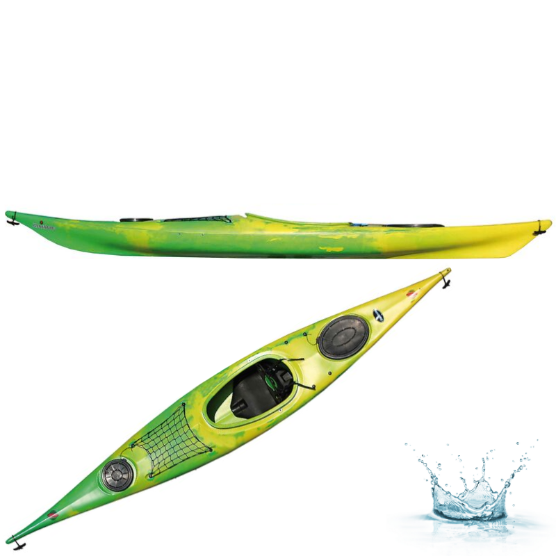 KAYAK DE RANDONNEE RAINBOW KAYAKS OASIS 4.30 EXPEDITION