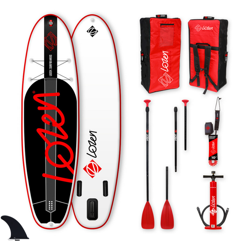 PACK SUP GONFLABLE LOZEN 9\'9
