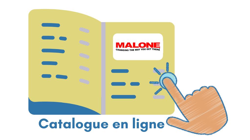 Vers le catalogue malone